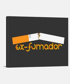ex fumador