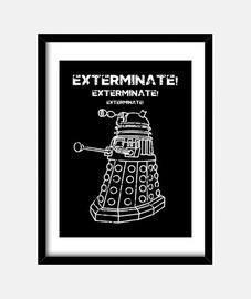 ¡exterminar!