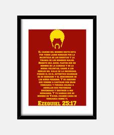 ezechiele 25:17