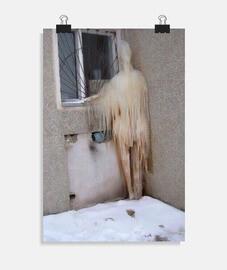 Fantasma congelado