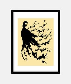 fantasma dell'opera - incorniciato pittura