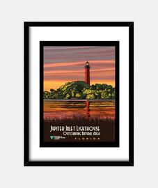 Faro Jupiter Inlet, Florida