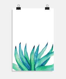 Fasciata Póster vertical 2:3 - (20 x 30 cm)