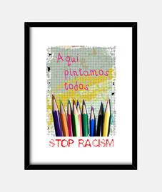 fermare il razzismo