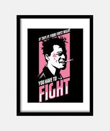 fight club: il faut se battre