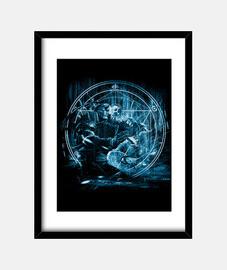 filosofal tormenta-alfonso-versión azul
