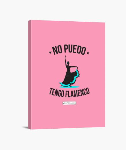 Lienzo Flamenco