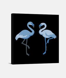 Flamencos Azules