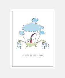 folletto dlei pioggia