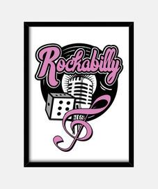 foto rockabilly vintage musica rosa vintage rock and roll usa rock