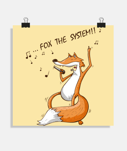 Fox the System!!
