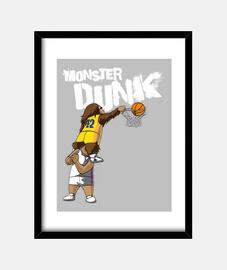 frame monster dunk (color)
