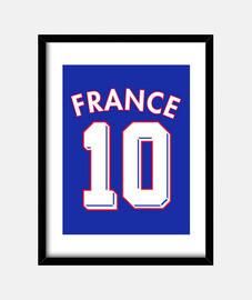 francia número 10