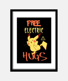 Free electric hugs