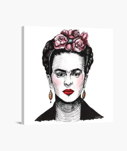 Frida canvas