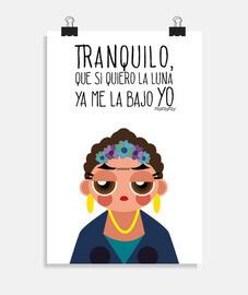 Frida se baja la luna (LizzyDizzy)
