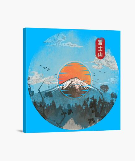 Lienzo Fuji Vinilo