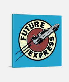 Future Express lienzo