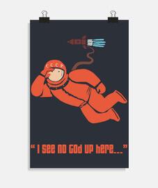 Gagarin Poster