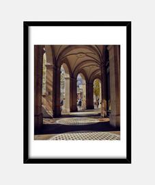 Galería Cuadro con marco vertical 3:4 (30 x 40 cm)