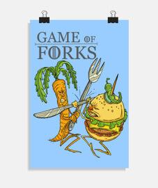 GAME OF FORKS