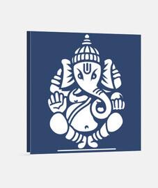 ganesh ganesha éléphant no.4 (blanc)