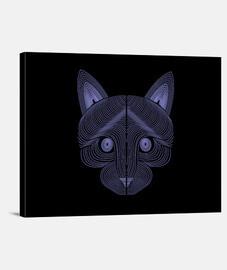 Gato gométrico