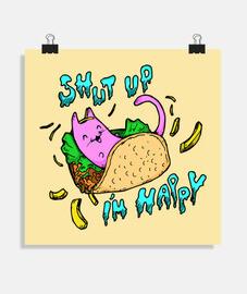 gato taco
