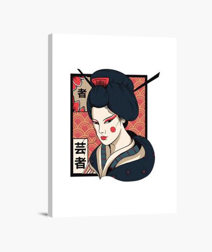 geisha japonaise esthétique