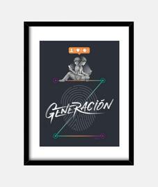 Generación Z - Cuadro