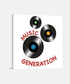génération de la musique