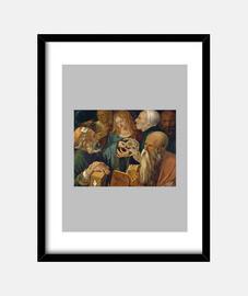gesù tra los dottori (1506)