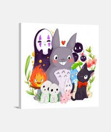 Ghibli friends