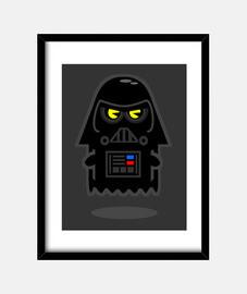 Ghost Vader - El Imperio contra Pac-Man