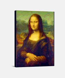 Gioconda Pixel Art