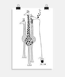 Giraffa ubriaca