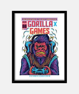 gorilla - games