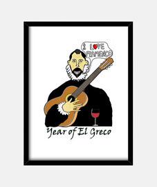 Greco Flamenco
