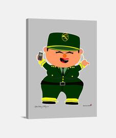 Guardia civil Oma