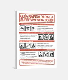 Guía rápida para la supervivencia zombi