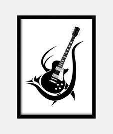 guitare tribale