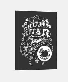 guitarra de ron