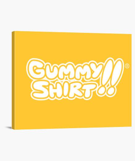 Gummy Shirt!! (lienzo)
