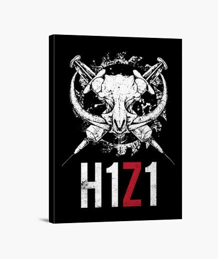 Lienzo h1z1