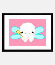 Hadita de los dientes