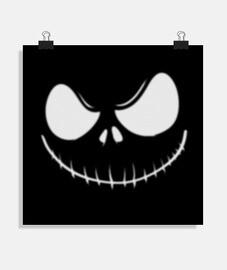 Halloween - Póster cuadrado (1:1)
