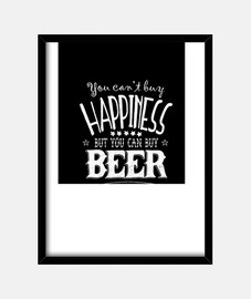 Happiness and Beer
