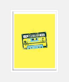 hard rock cassette