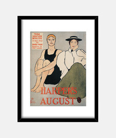 Harper´s August, Edward Penfield