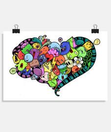 HEART poster